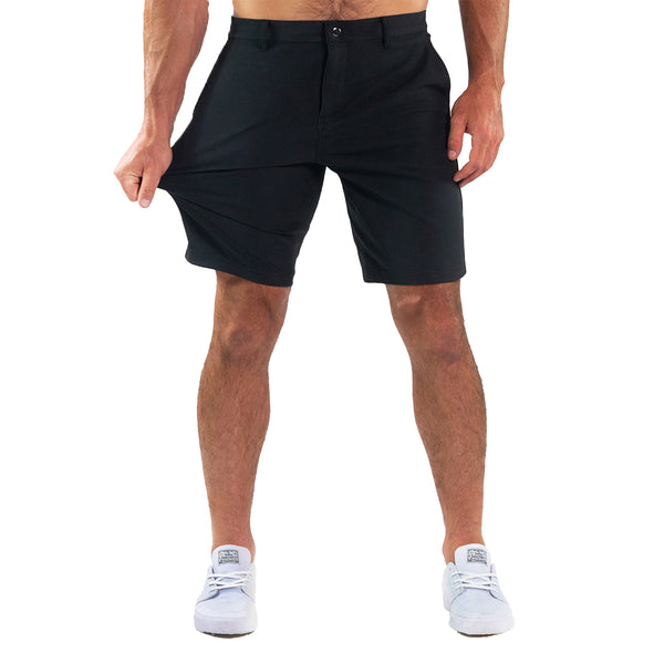 Athletic Fit Shorts - Black