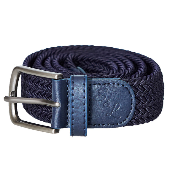 Stretch Belt - Navy
