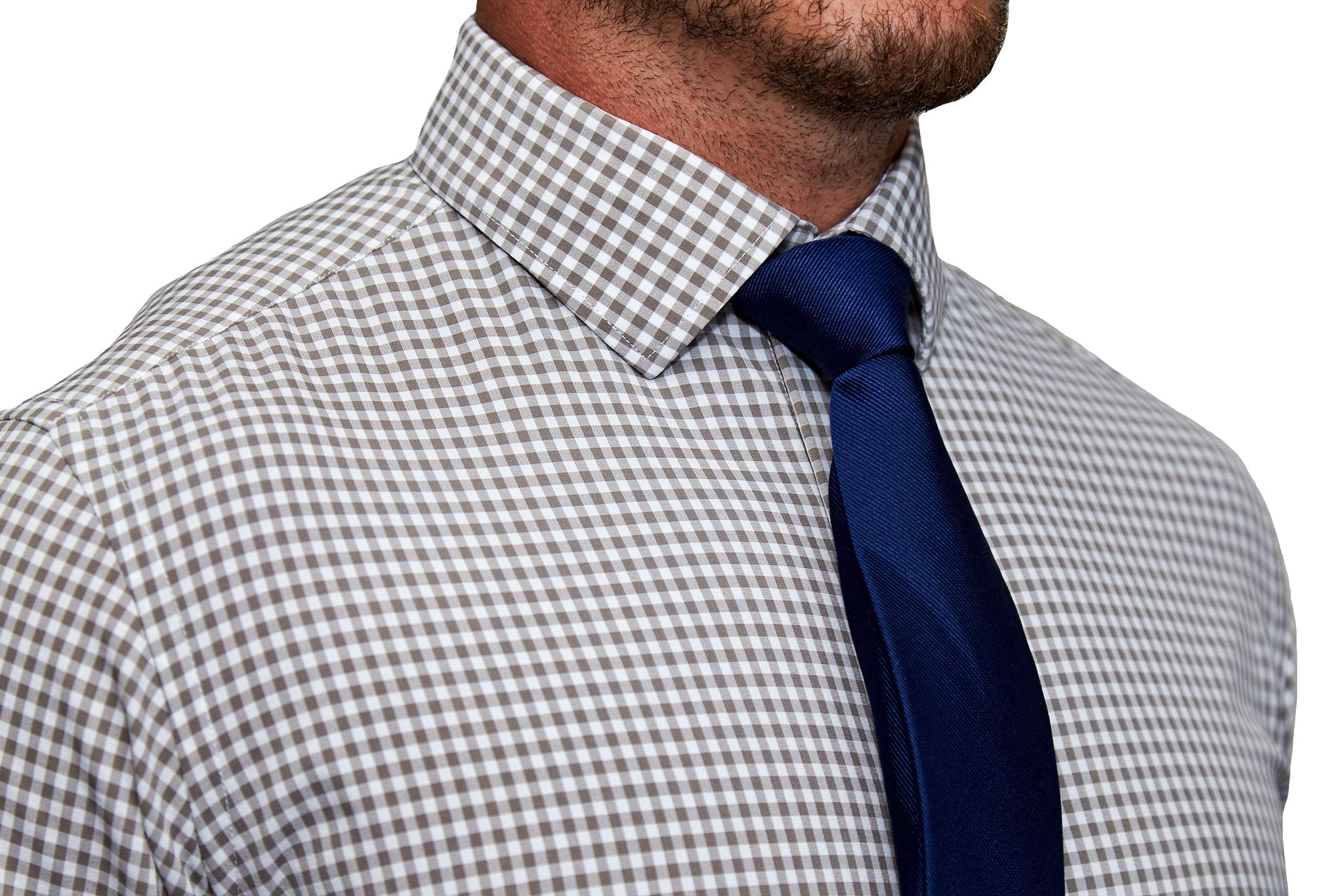 The Griffin Greybrown Gingham State And Liberty Clothing Company
