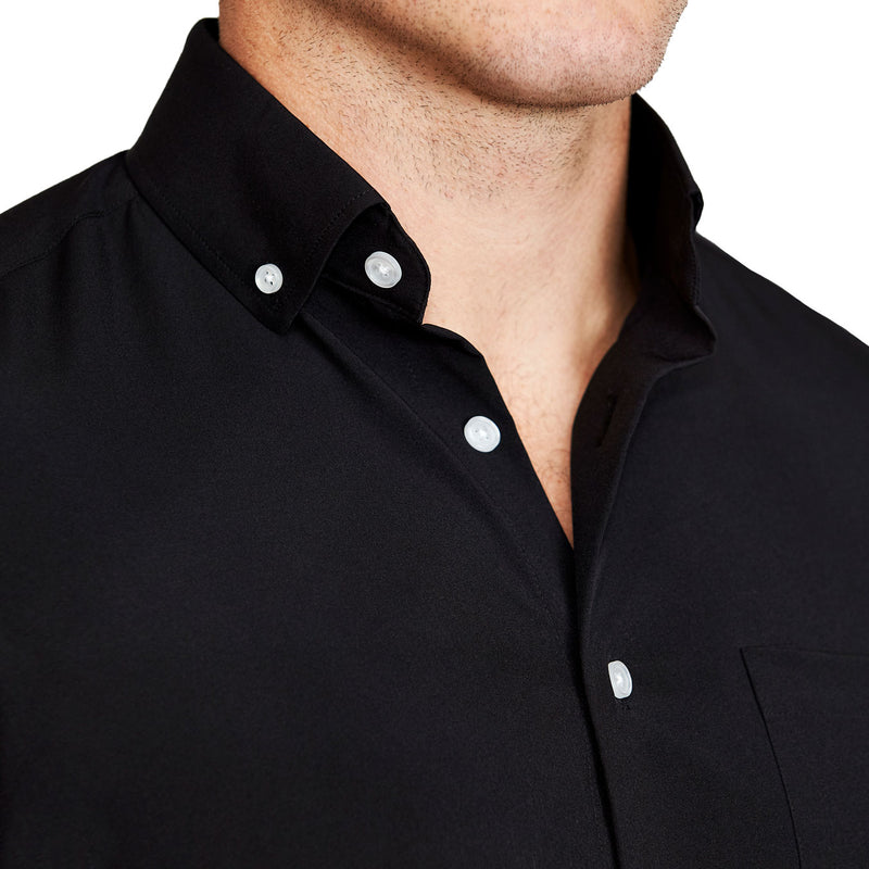 """The Chester"" Solid Black"