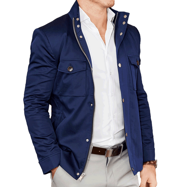 The Navy Admiral Jacket