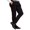 Athletic Fit Stretch Suit Pant - Solid Black (Pre-Order Only & Ships the week of 3/25)