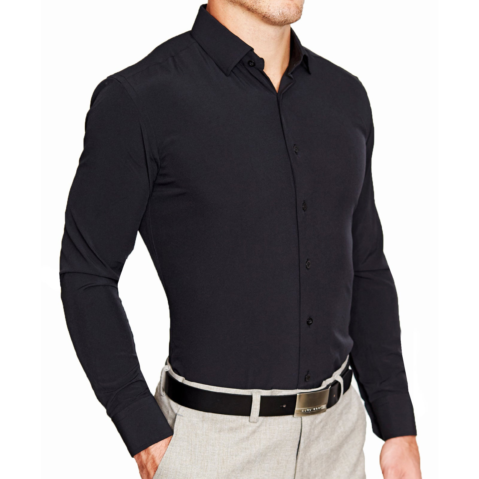 841035a97a72 Athletic Fit Dress Shirts - State and Liberty Clothing Company