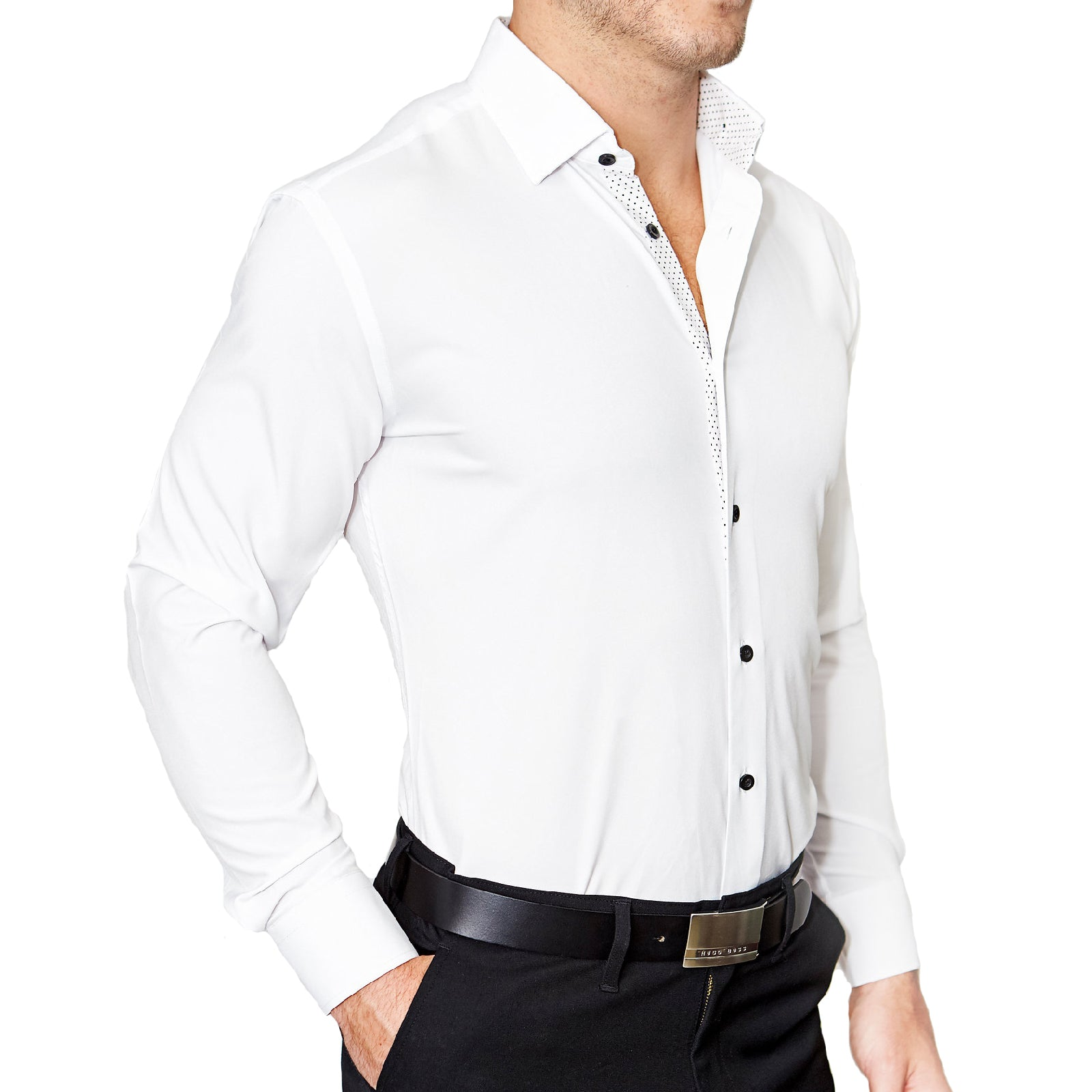 Athletic Fit Dress Shirts Tagged