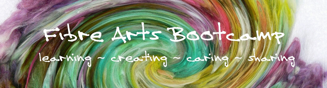 Fibre Arts Bootcamp