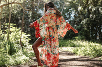 Current obsession: The Delilah patchwork Kimono by Spell