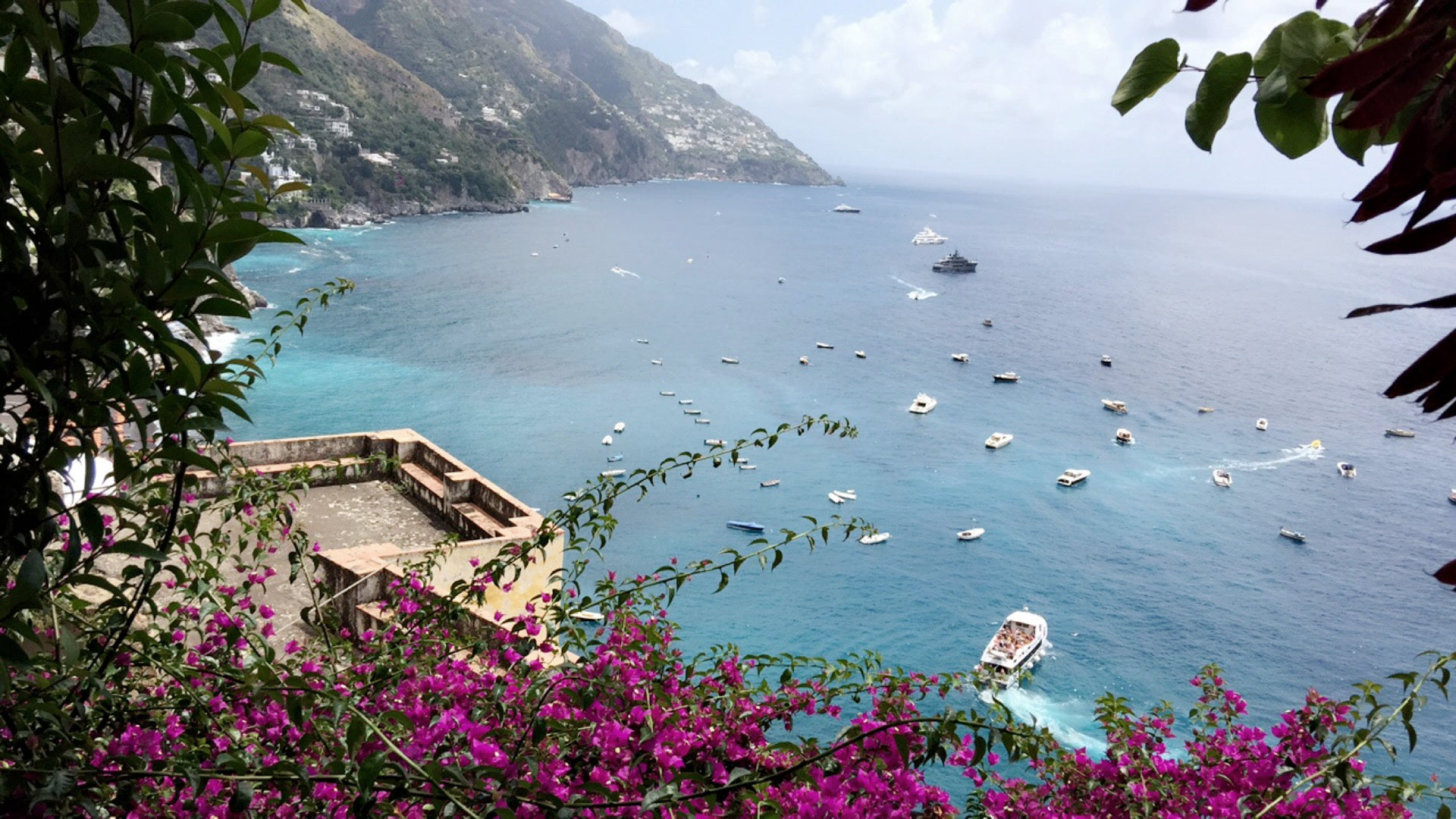 Positano things to do