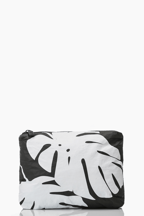 ALOHA Monstera small pouch