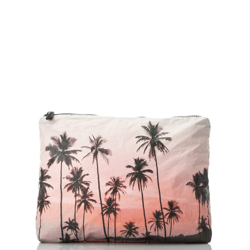 ALOHA Tangalle Ceylon Sliders mid size pouch
