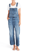 AMO denim Ally Overall in lost & found