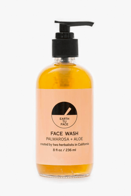 EARTH TU FACE Face wash