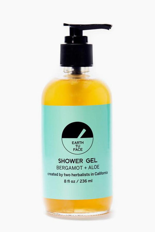 EARTH TU FACE Shower gel