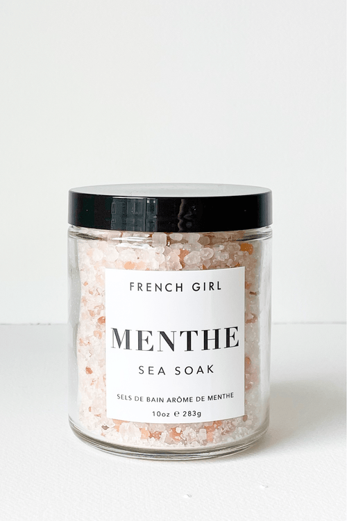 French Girl Mint sea soak