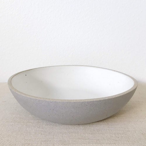 Humble Ceramics Stillness bowl greystone