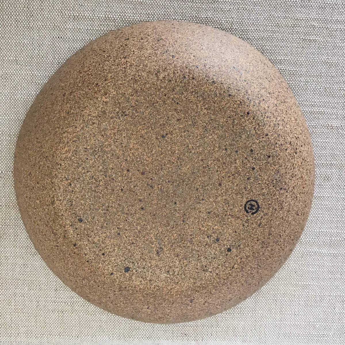 Humble Ceramics Stillness bowl sandstone