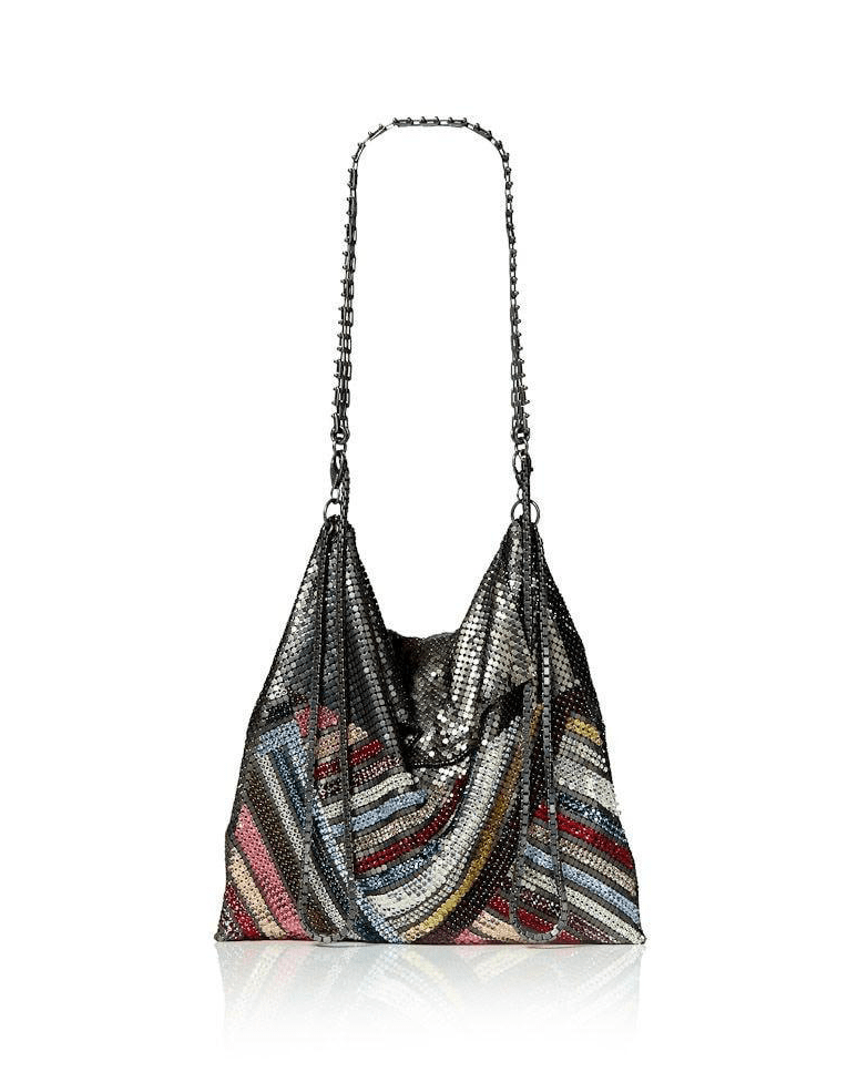 Laura B Bombay multiuse bag in multi color