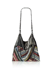 Laura B || Bombay multiuse bag in multi color
