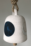 MQuan Wink indigo round thrown bell medium