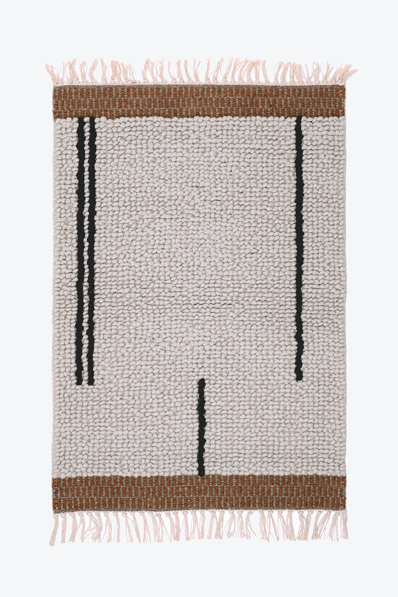 Morrow Soft Goods Amari rug 2' x 3'
