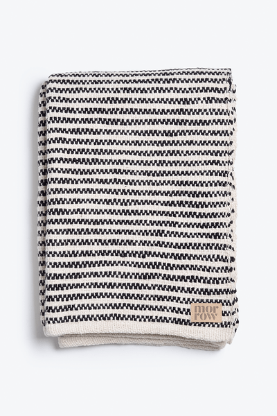 Morrow Soft Goods Salem cotton throw blanket