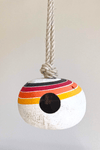 MQuan birdhouse in rings rainbow