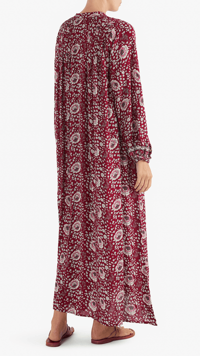 Natalie Martin Lizzy maxi dress