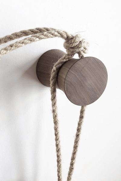 MQuan hardware wood round wall mount