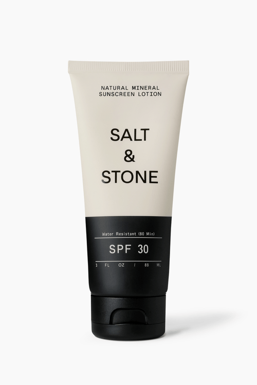 SALT & STONE SPF 30 sunscreen 3 oz