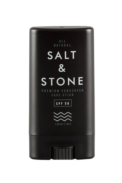 Salt & Stone SPF 50 mineral-based face stick
