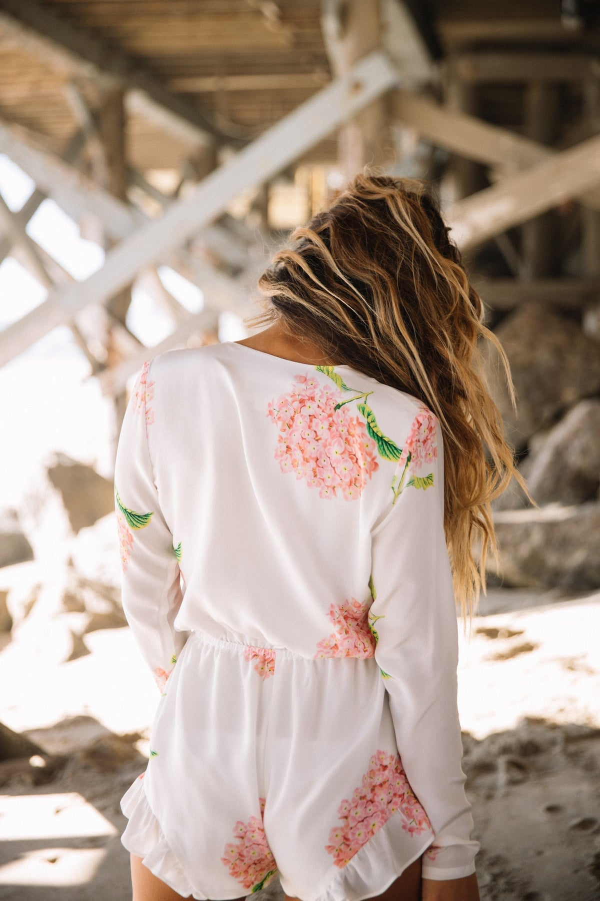 Stone Cold Fox Summer || Love Jumper in bloom