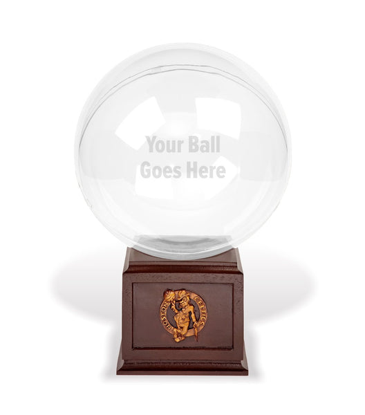 SALE! Celtics Display Case (ball sold separately)