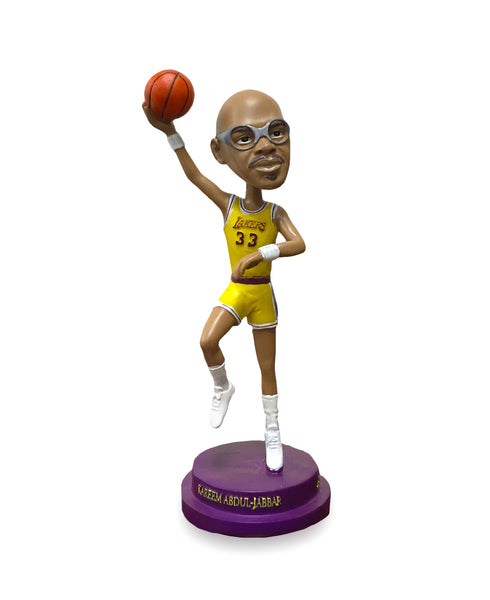 Kareem Abdul-Jabbar, Lakers Bobble Head