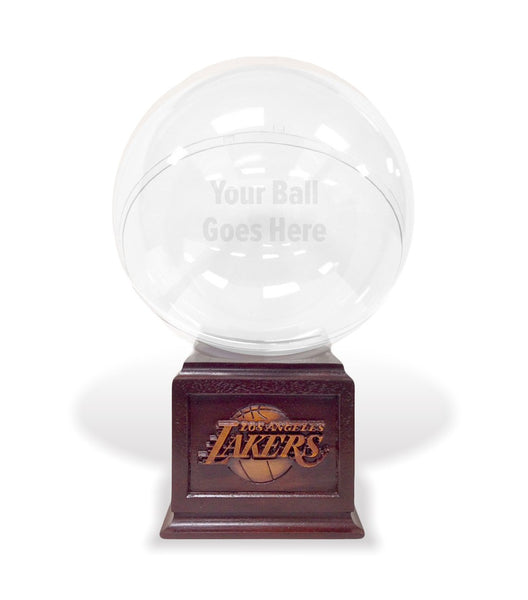 SALE! Lakers Display Case (ball sold separately)