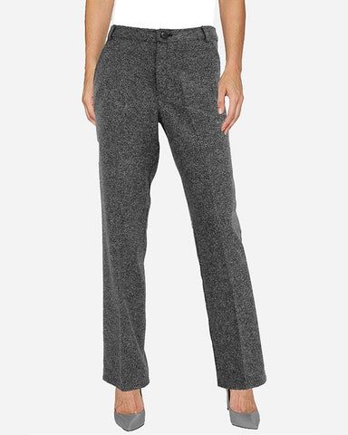 W18PAN601 Wool Straight Formal Pants