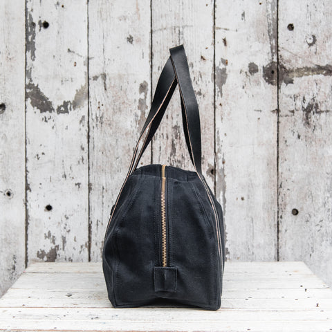 All Black Daybag