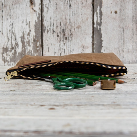 No. 5: The Scholar Pouch
