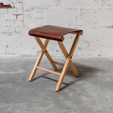 Lewis and Clark Expedition Stool