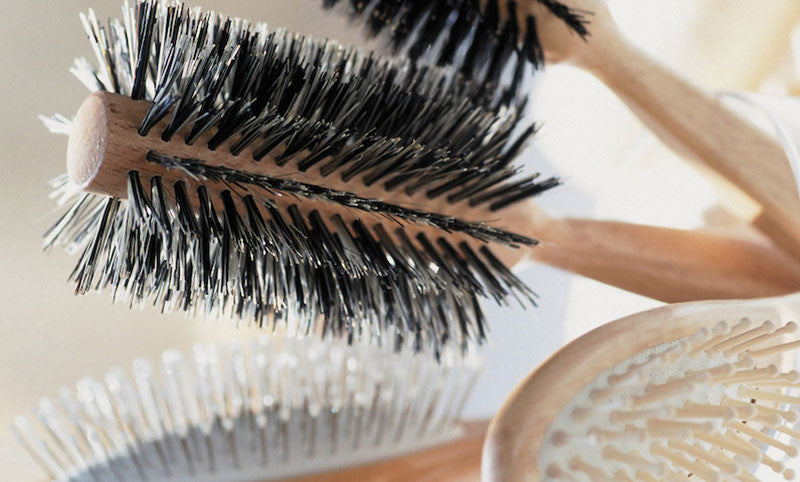 4 Types of Hair Brushes and What They Each Mean for the Health of Your Hair