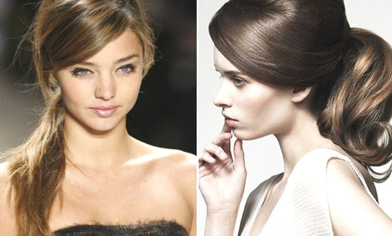 1960 hairstyles for long hair female how to perfect the 1960s ponytail sotah
