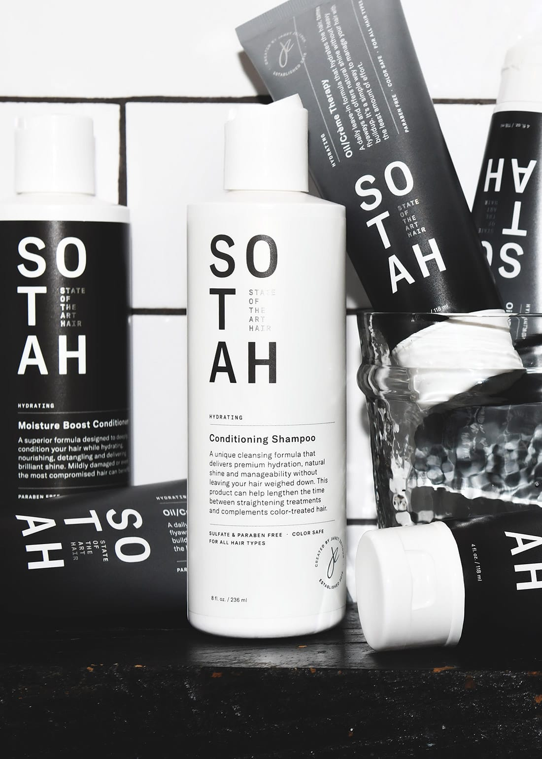 SOTAH Conditioning Shampoo