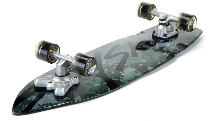 De Surfskate Industries al nuevo SwellTech Surfskates