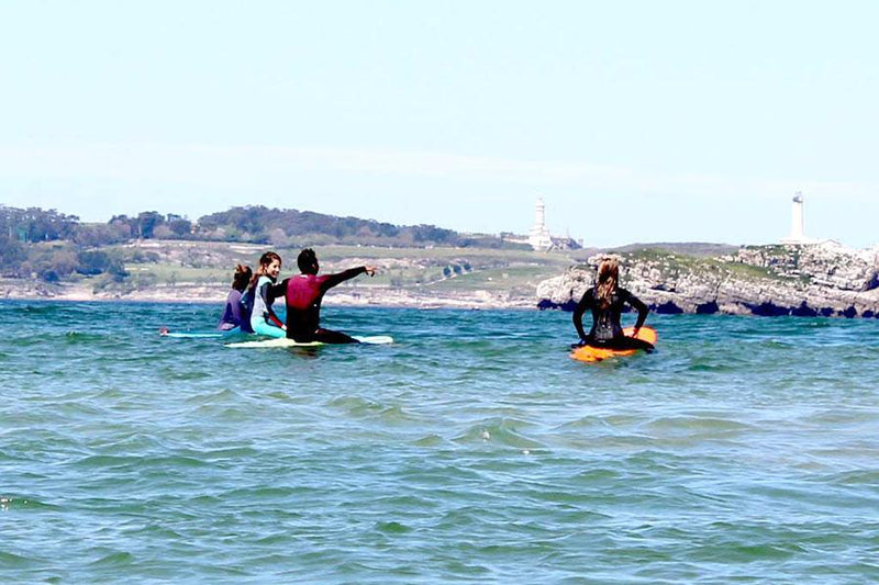 Una semana inolvidable de Surf en La Wave Surf School y Surf House