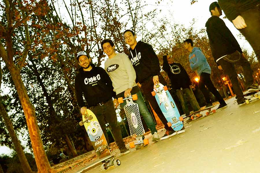 carving social club crew