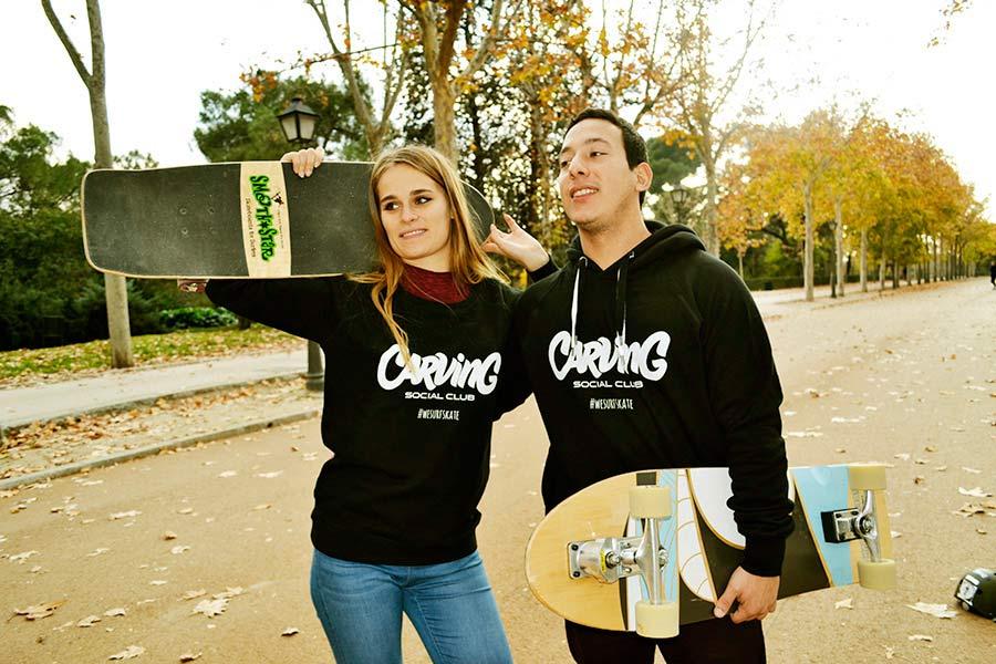 sudaderas carving social club smoothstar
