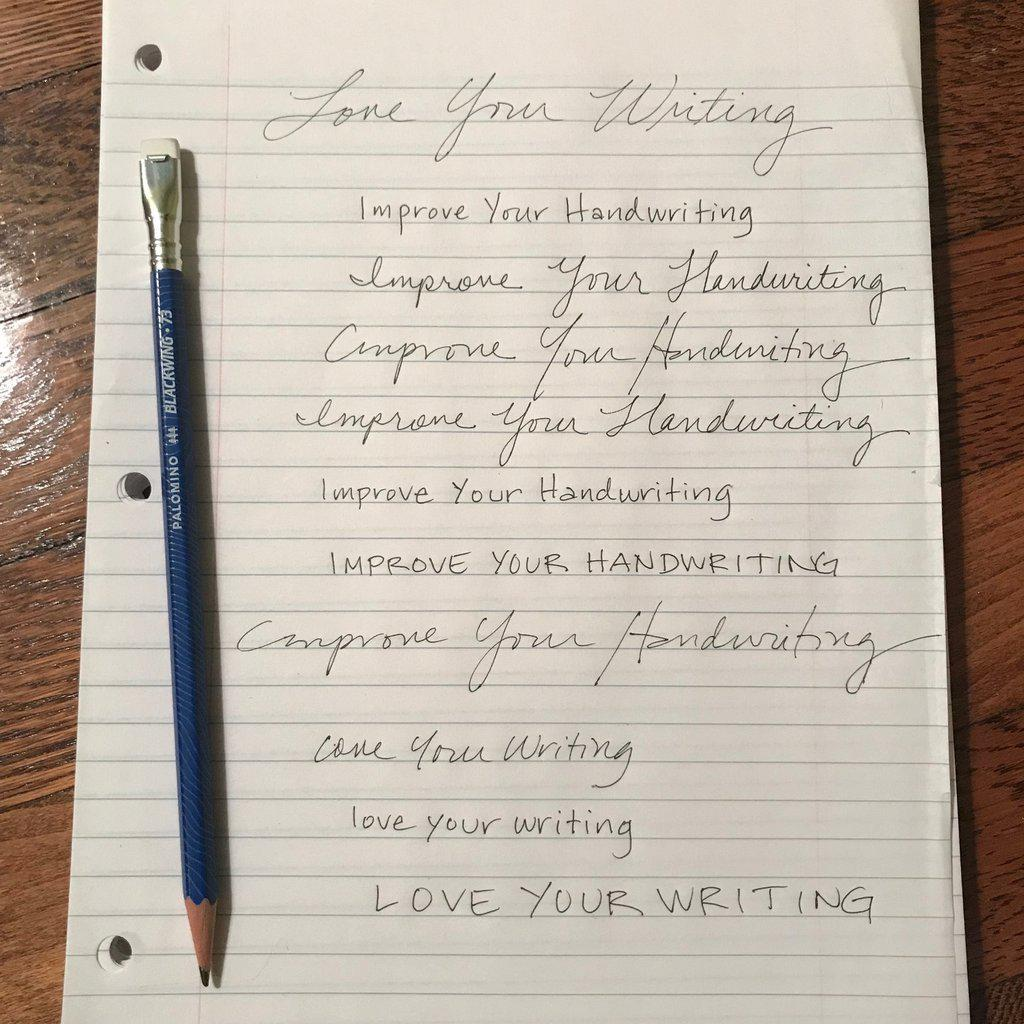 Why Handwriting Matters