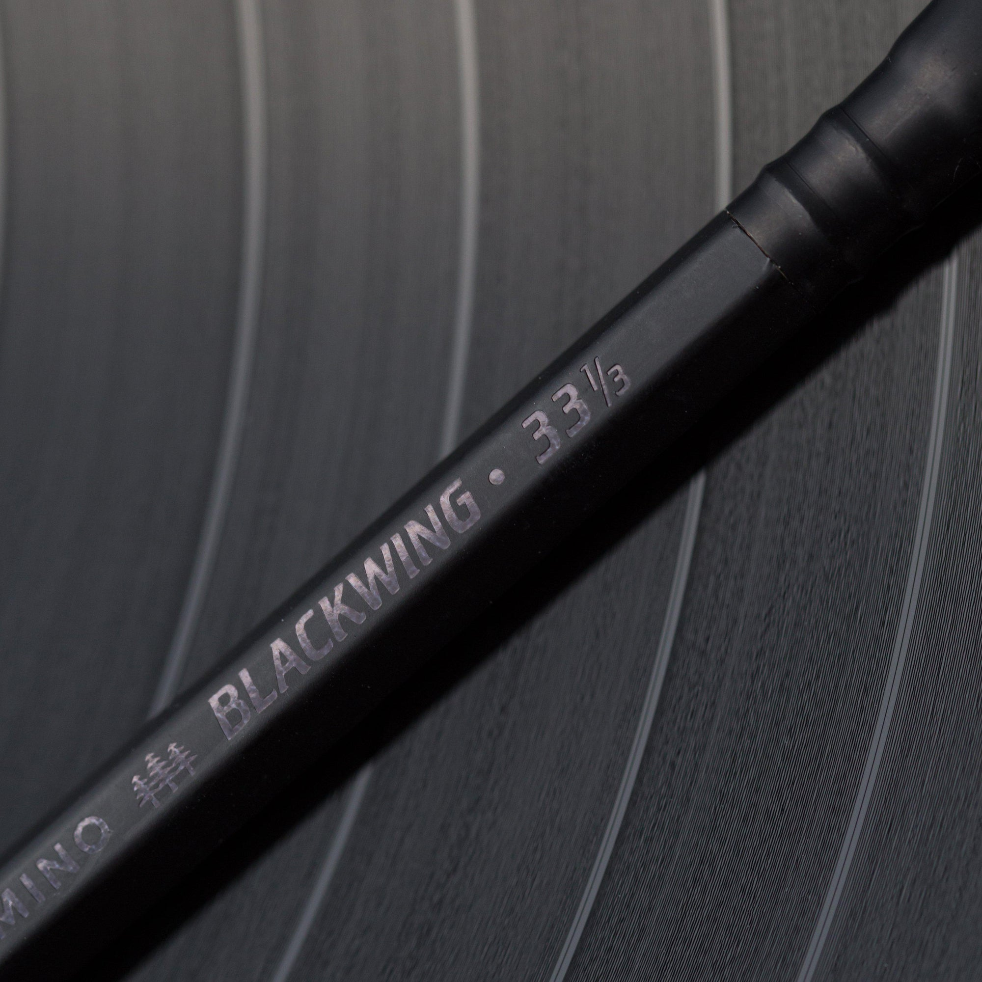 Blackwing Volume 33 1/3: A Tribute to Vinyl Records