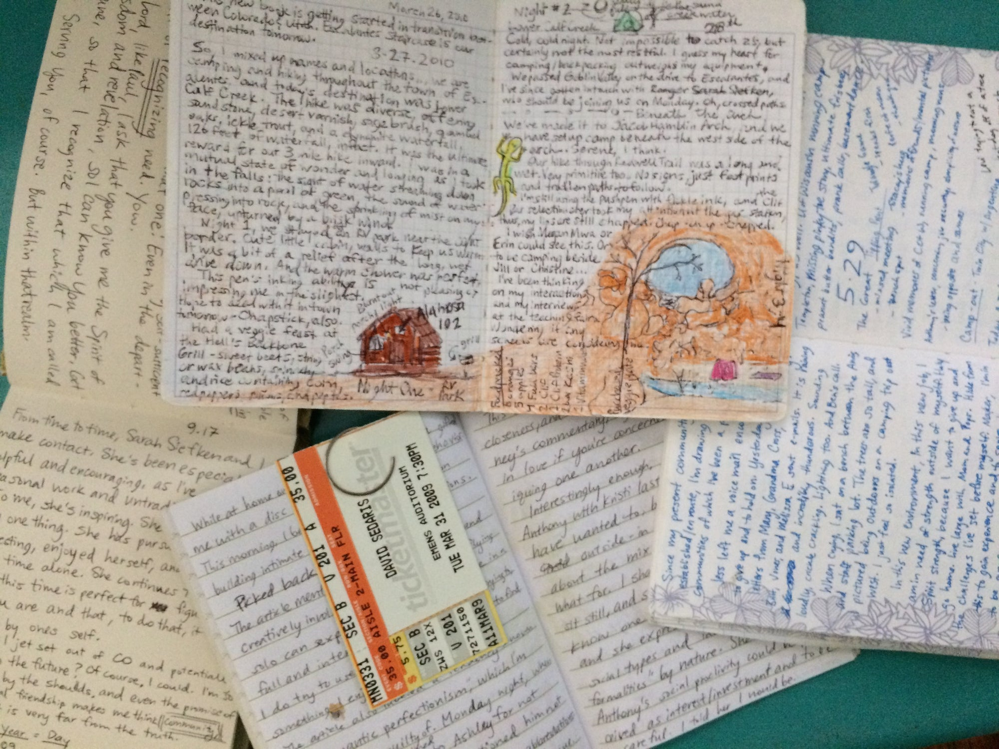 Adventures in Journaling with our Guest Blogger: Laura Knepler