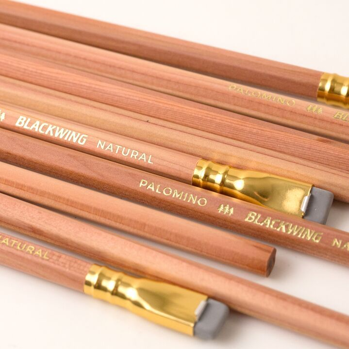 The Blackwing Natural - The First Addition to the Blackwing Core Pencils in Almost a Decade