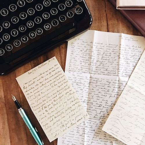 The Joys of Letter Writing: Resources To Help You Keep In Touch