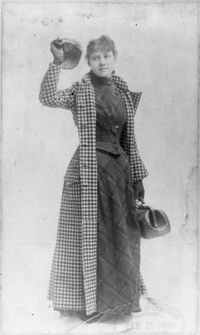 Nellie Bly being amazing